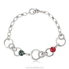 Fashion bracelet for women made with swaroski element crystal 30209 Bracelet Vners
