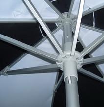 Promotional Aluminium Frame Beach Umbrellas