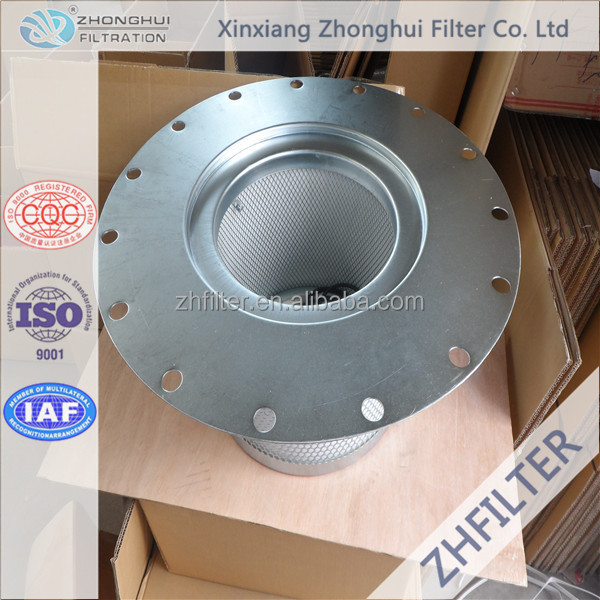 Atlas copco air-oil separator filter element 1614905400