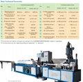 ronda agrícola emisor de riego por goteo tubería de producción de maquinaria
