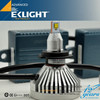 EK Smart System Canbus Auto LED Headlight 2 Sides Lighting H4-3 H7 H8 H9 H10 H16 9005 9006 led motorcycle headlight bulb