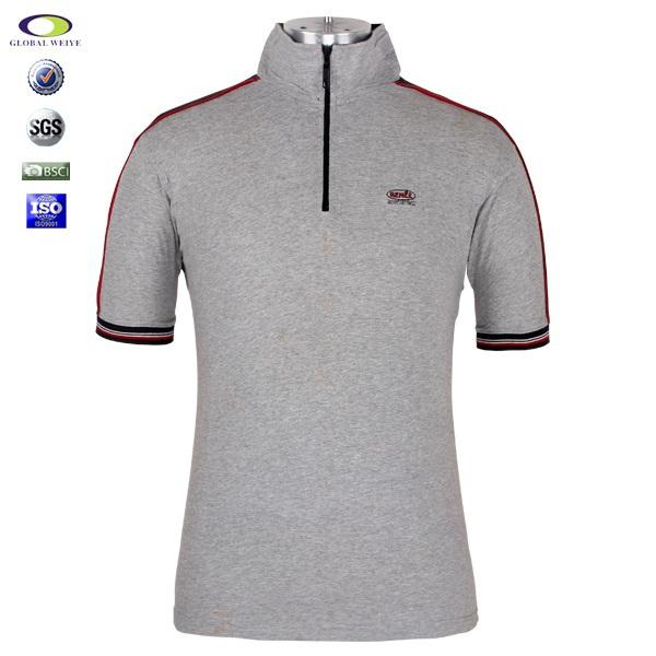 Embroidery logo boys design no button custom polo shirt for No button polo shirts