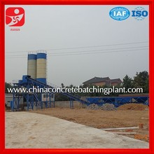 Mini Projects Concrete Batching Plant Design Layout in South Africa