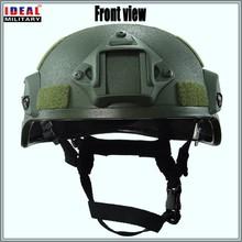 MICH2000 kevlar high quality bullet proof helmet military helmet price