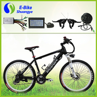"26"" 27.5"" alloy frame mountain electric bike"