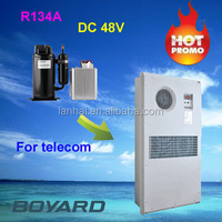Boyard solaire r134a 48V dc air conditioner compressor 800w for 100% solar air conditioner of Telecom cabinet Combined unit