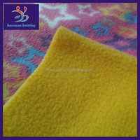 micro polar fleece fabric dyeing