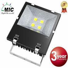 MIC high illuminous 200w led floodlight lamp subway