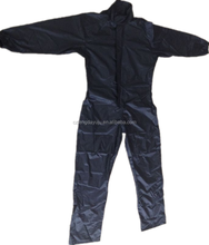 190T Conjoined Raincoat Environmental protection PVC