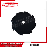 China New Garden Tools Changeable Echo Hard Metal Brush Cutter Blade