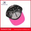 wholesale fashion snapback hat custom embroidery baseball cap