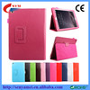 Leather flip stand case for apple ipad air2, for apple ipad air 16gb