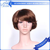 Best selling products wholesale indian women hair wig, synthetic wig manufacturer, kanekalon manufacturer synthetic fiber hair