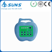 China alibaba promotional price 10w solar system product