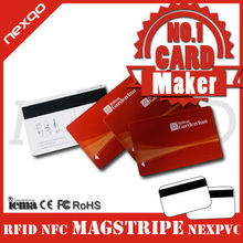 Hico/Loco Magnetic Strip PVC Card Hotel Key Card with high quality