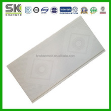 Simple House Decorative PVC Ceiling Tile / PVC material for building Ceiling