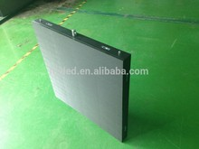 Fast installation p6 indoor rental led display cabinet