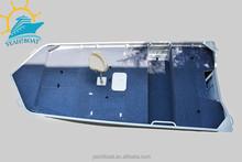 hot sale CE certificate aluminium bass boat for sale fish