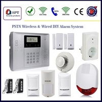 CP-21A gsm smart door sensor, person alarm with gsm, house security