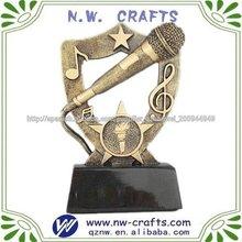 música artesanías trofeo premios