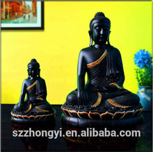 2014 China Supplier hot new products resin Buddha statues, wholesale religious craft buddha statue