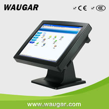 NEW ! Professional design Touchscreen CPU 1037U 15 inch fanless pos system