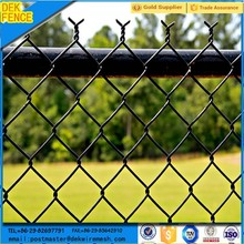Chain link fence round post / parts / covers