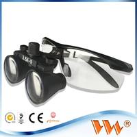 Dental Clinic dental hygienist loupes with headLight for dentisit