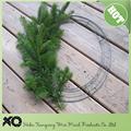 Natural natal grinalda / pine artificial grinaldas por atacado