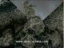 nylon fibers used tire recycling