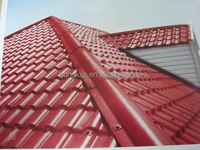 HOLU high quality Recycled plastic roof tiles/plastic roof tile terracotta/Roman tile roof