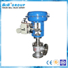 3/4 Inch Casting Steel Pneumatic Diaphragm Angle Control Valve