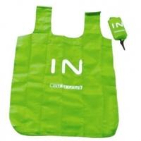 Green Polyester Foldable Bag