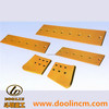 Heavy Equipment Spare Parts Dozer Cutting Edge End Bits
