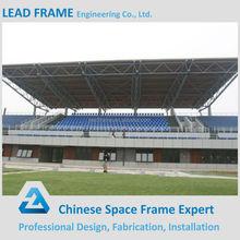 Steel structure design for bleacher