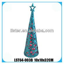 Pure handmade christmas ornaments ceramic tree