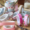 Korean decorative adhesive washi tape scrapbooking tools stickers paper Cloth Diary scotch mask DIY Office stationery