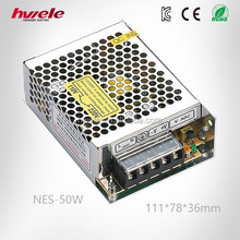 NES-50W efficient power with CE ROHS CCC KC TUV certification