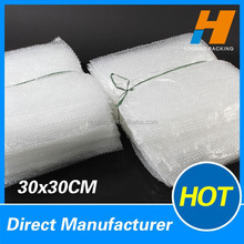 30*30cm Air Bubble Bags 5mm 10mm Diameter High GSM