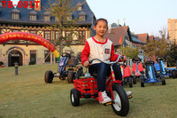 2015 New Model Best Cheap Price Baby Kids Tricycle with Trailer,Children One Seat Tricycle