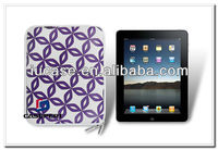 for ipad3/ipad4 neoprene tablet case universal laptop case zipper case