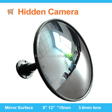 "2013 hot sales 1/3 sony ccd Hidden Mirror sale hidden camera video,16""/12""/8""*15mm(700TVL,600TVL,420TVL)"
