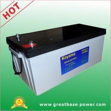 Solar Batteries Gel Batteries 12V200AH Solar Gel Battery