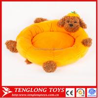 Cartoon Funny Cheap Cute Pet Teddy Dog Bed