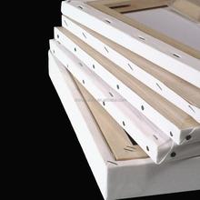 Cotton/Linen stretched canvas