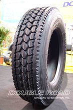 China truck tires 295/75R22.5 low profile drive steer trailer