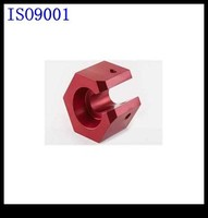 cnc machinery processing precision anodizing parts made in China aluminum machining service