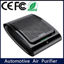 New design negative ions car air purifier with CE certificates