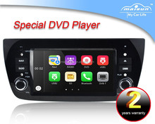 wince 6.0/ Android 4.4 car gps navigator for Fiat Doblo capacitive and multi-touch screen