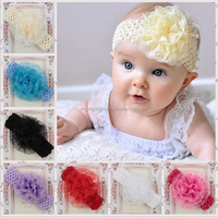 custom design ecofriendly cheap resin shape hair pin nylon elastic band korean girls kid hair accessory set MY-AF0001